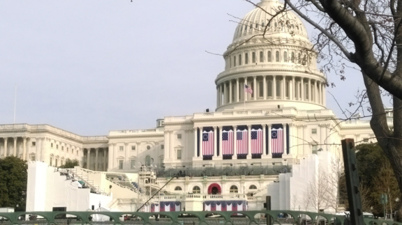 The 58th Presidential Inauguration