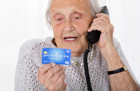 Your Older Loved Ones and Scams Part 1