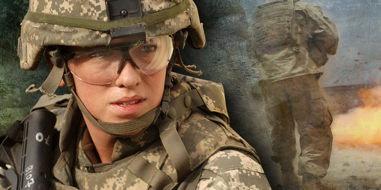 Learn About Women in the Military