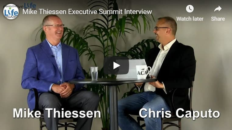 Listen. Trust. Succeed, Executive Summit: Mike Theissen